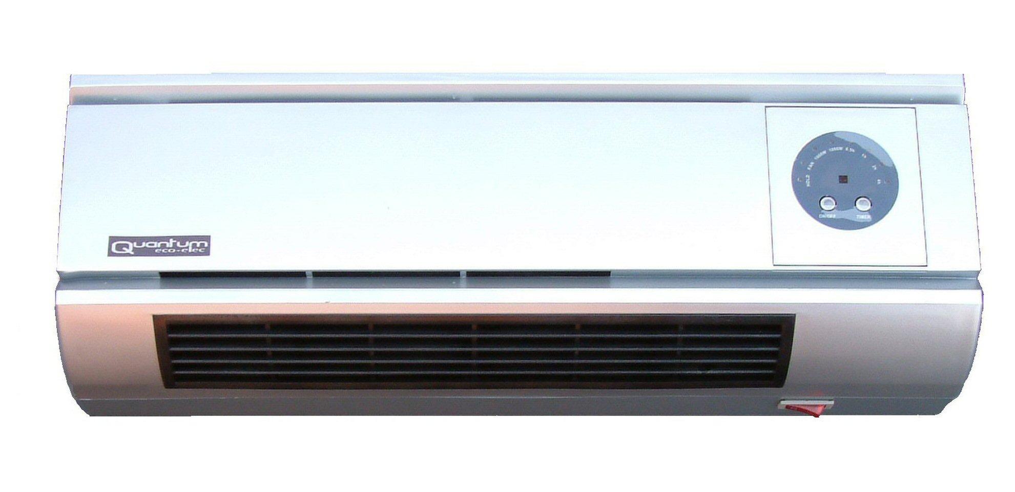 Wall Mounted Heaters Electric Fan Heater Quantum Ecoelec